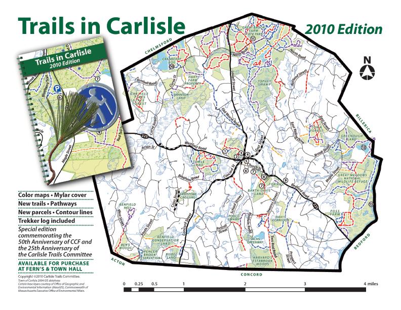 Carlisle Trails Committee TrailBook